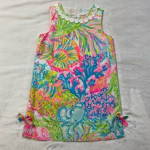 Lilly Pulitzer girls dress M. Beautiful